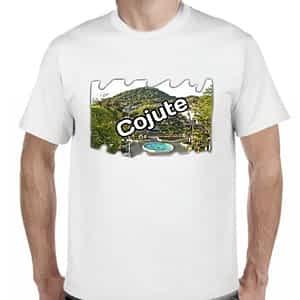 Camiseta 2 Blanco, Cojutepeque, Cuscatlán, El Salvador.
