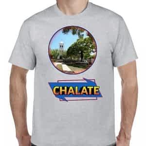 Camiseta 2 Gris Claro, Chalatenango, Chalatenango, El Salvador.