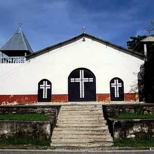 Iglesia Nuevo Edén de San Juan, San Miguel, El Salvador