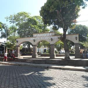 Parque Chapeltique, San Miguel, El Salvador