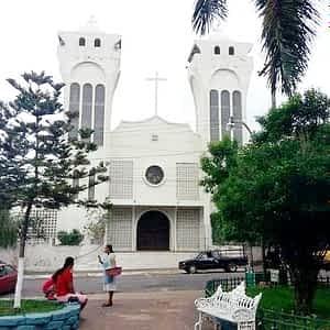 Iglesia Chinameca, San Miguel, El Salvador