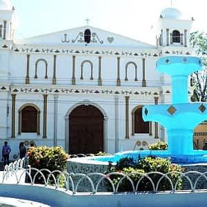 Iglesia Chirilagua, San Miguel, El Salvador