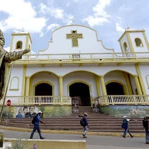 Iglesia Ciudad Barrios, San Miguel, El Salvador