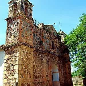 Iglesia Comacarán, San Miguel, El Salvador