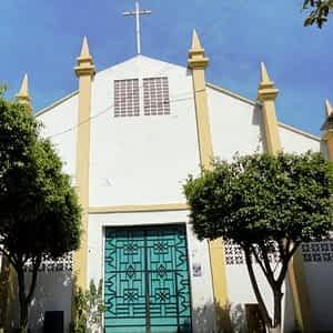 Iglesia El Tránsito, San Miguel, El Salvador