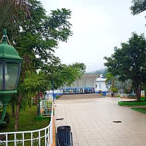 Parque Municipal, San Luis de la Reina, San Miguel, El Salvador