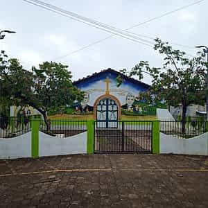 Parroquia, San Luis de la Reina, San Miguel, El Salvador