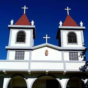 Iglesia Católica Nueva Guadalupe, San Miguel, El Salvador