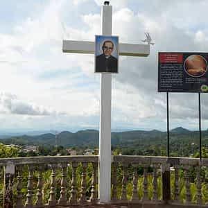 Mirador Viacrusis, Ciudad Barrios, San Miguel, El Salvador