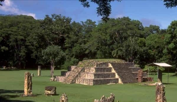 Sitio Arqueológico Quelepa, San Miguel, El Salvador