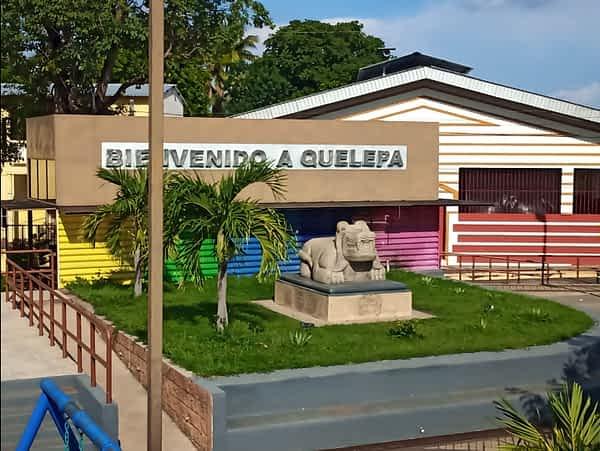 Parque central foto 1, Quelepa, San Miguel
